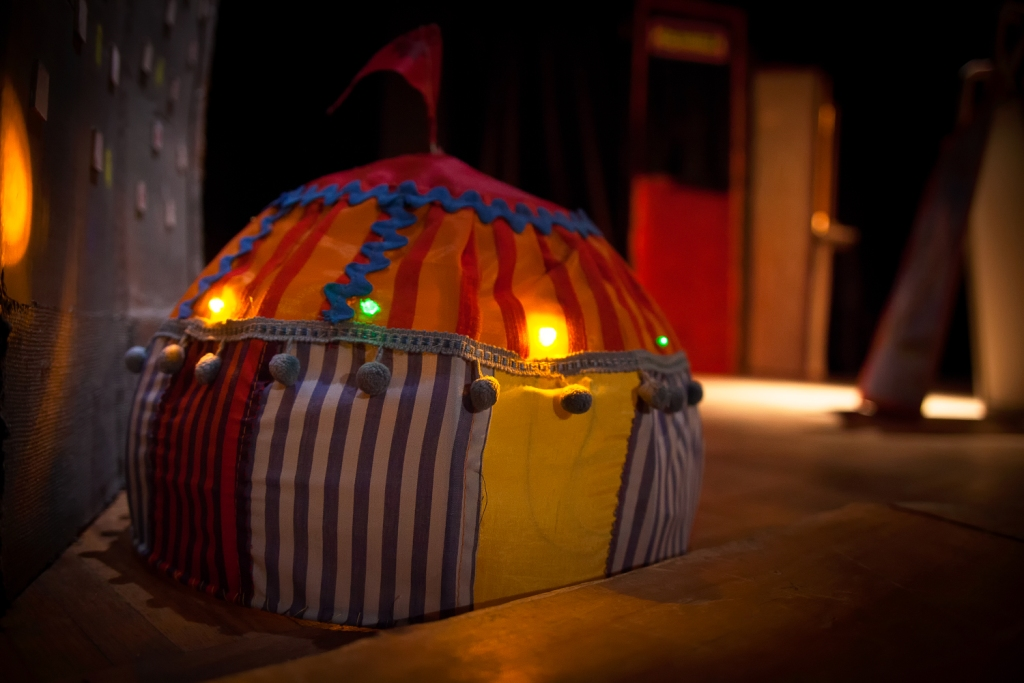 En attendant le cirque
